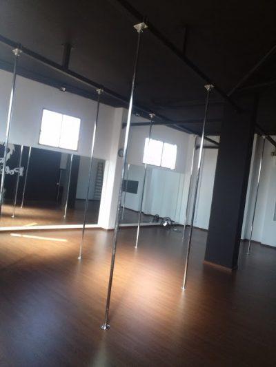 Sala de pole dance
